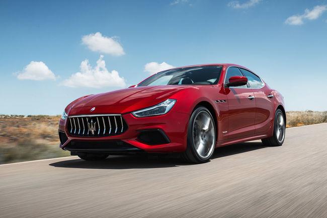 Maserati fête sa 100 000ème Ghibli produite