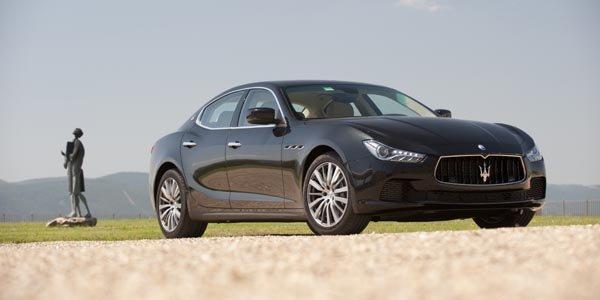 Maserati équipe sa Ghibli d'un diesel