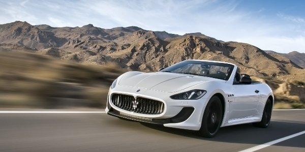 La Maserati MC Stradale enlève le haut !