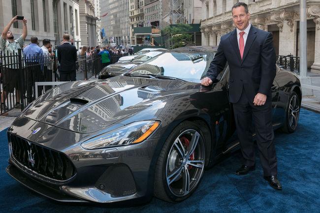 La Maserati GranTurismo passe au restylage