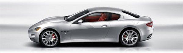 Maserati dévoile son nouveau coupé