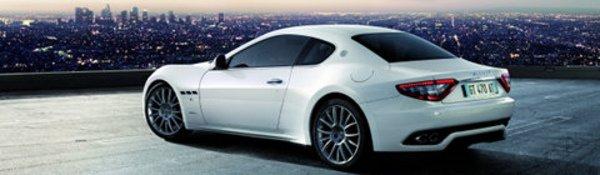 La Maserati GranTurismo S s'automatise