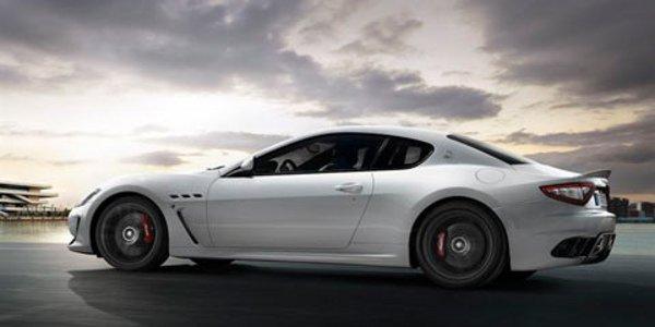 Tarif Maserati Gran Turismo MC Stradale
