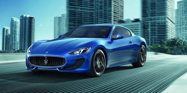 Genève 2012 : Maserati GranTurismo Sport