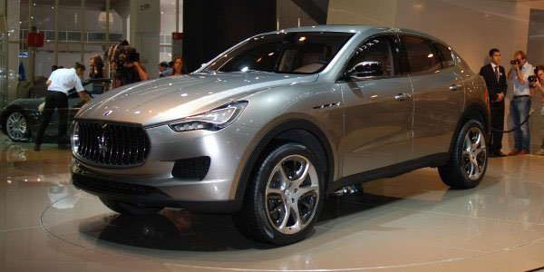 Maserati Kubang bientôt en présérie