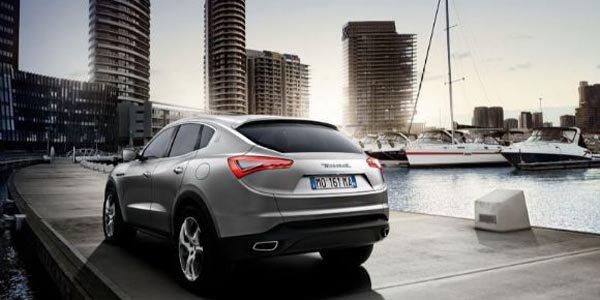 Le futur SUV de Maserati sera un diesel