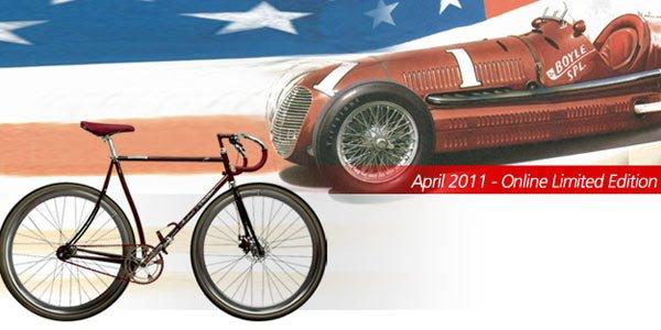 Maserati lance son vélo