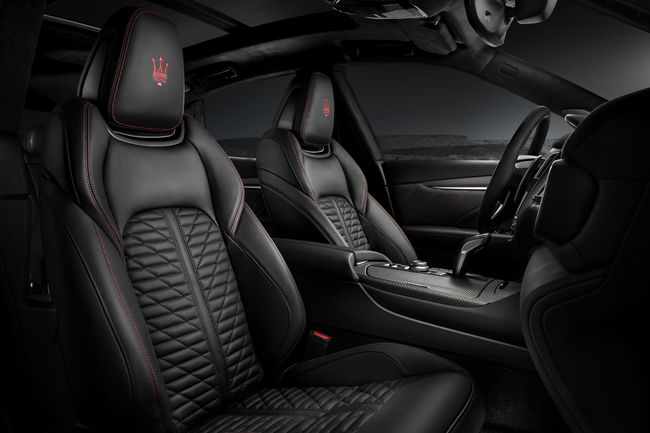 590 ch pour le Maserati Levante Trofeo