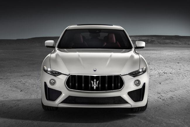 Le Maserati Levante GTS présenté à Goodwood