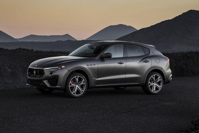 Édition limitée Maserati Levante Vulcano