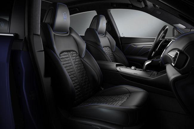 Maserati Levante Trofeo Launch Edition : 100 unités