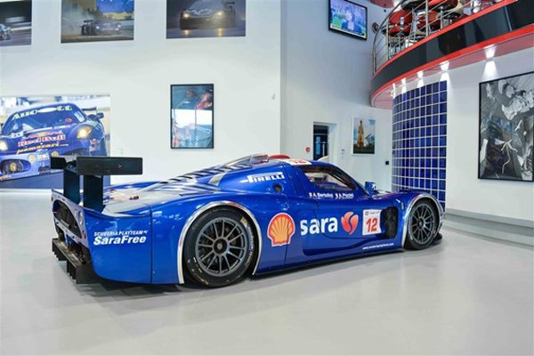 a vendre maserati mc12 gt1 de 2005 actualit automobile motorlegend. Black Bedroom Furniture Sets. Home Design Ideas