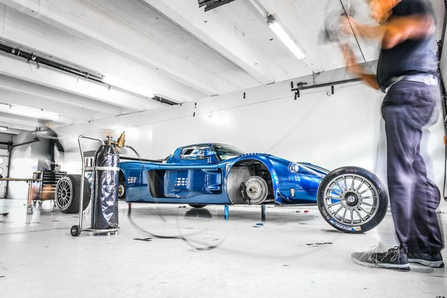 Maserati edo MC12 VC par edo competition