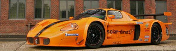 "Maserati MC12 Corsa...""Street legal"" !"