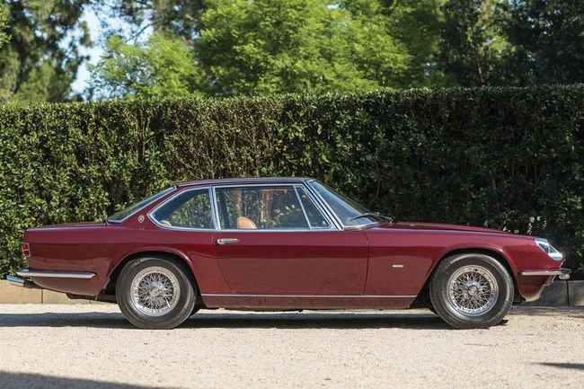 Un prototype Maserati Mexico unique aux enchères