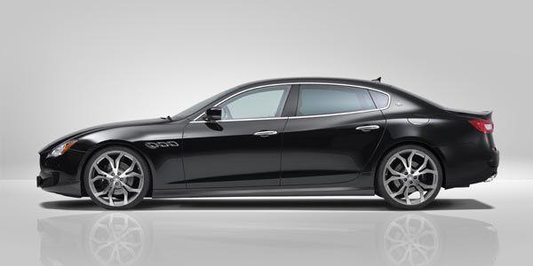 Novitec s'attaque à la Maserati Quattroporte