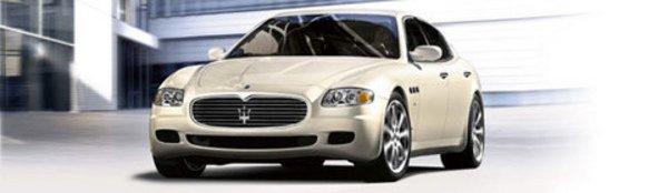 La Maserati Quattroporte s'automatise