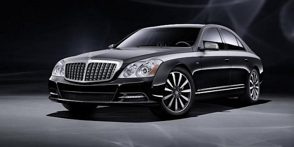 Maybach lance l'Edition 125!