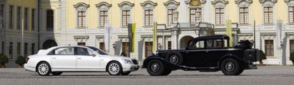 Maybach Landaulet : spéciale Gotha