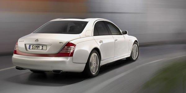 Maybach : Mercedes arrête les frais