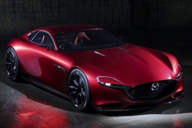 Le bloc rotatif Mazda vers l'électrification ?