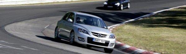 La Mazda 3 s'offre le Ring