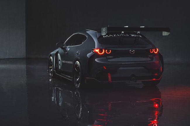 Mazda Motorsports présente la Mazda3 TCR