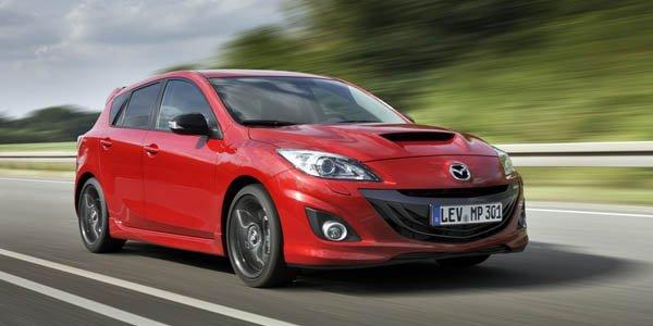 Un moteur atmo pour la Mazda 3 MPS ?