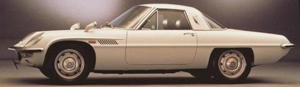 Mazda fête ses 40 ans de moteur rotatif