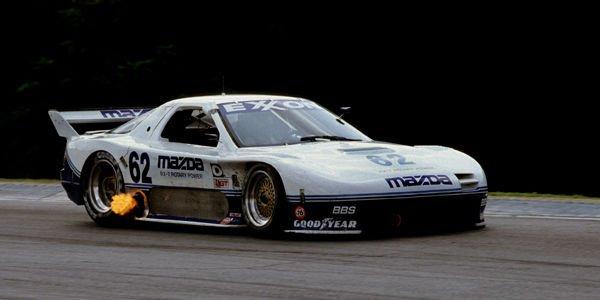 Le show Mazda au Festival of Speed de Goodwood