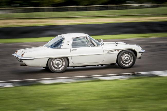 La Mazda Cosmo Sport fête ses 50 ans
