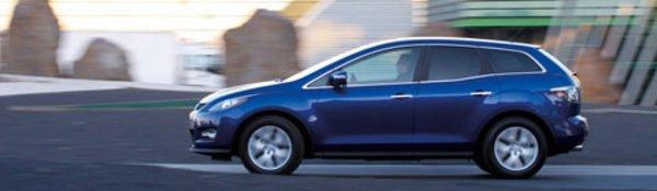 Mazda CX-7 : l'essence du SUV