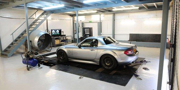 Préparation : BBR pousse la Mazda MX-5 à 204 ch