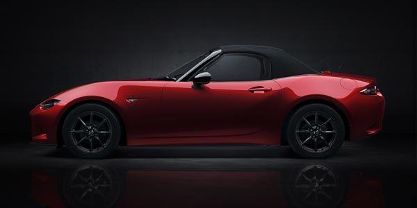 Mazda dévoile son nouveau Roadster MX-5