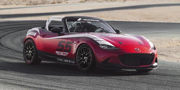 La Mazda MX-5 va avoir son championnat