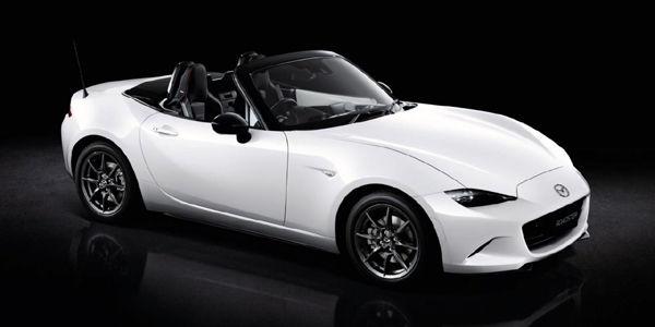 Une version RS pour la Mazda MX-5