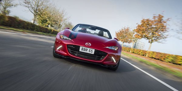 BBR booste les performances de la Mazda MX-5