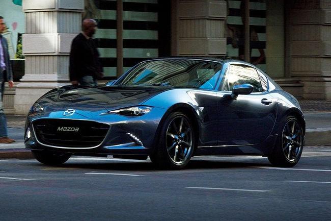 Mazda MX-5 2019 : la version japonaise se dévoile