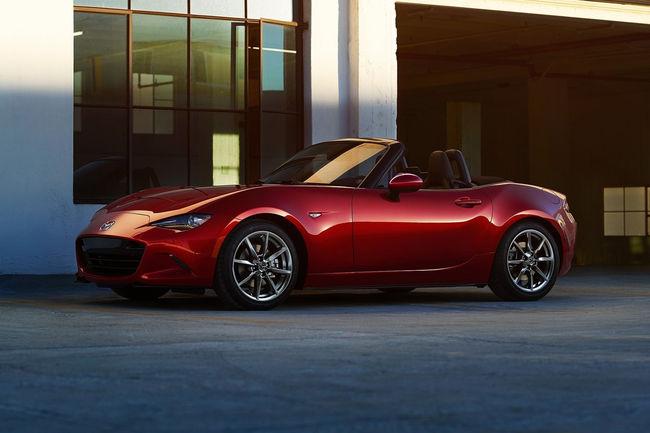 Mazda : une édition spéciale pour le 30ème anniversaire de la MX-5