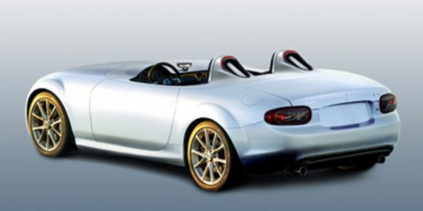 Mazda MX-5 Superlight : au régime !