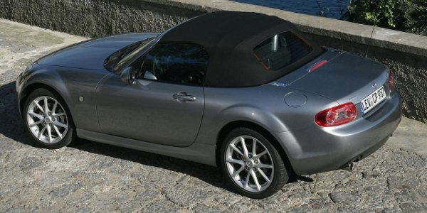 Un turbo pour la future Mazda MX-5