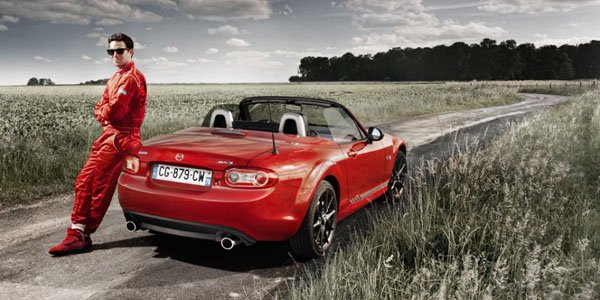 Mazda MX-5 RACING BY MX-5