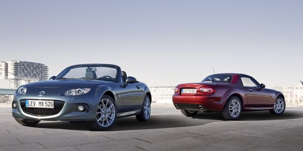 La Mazda MX-5 2013 en concession