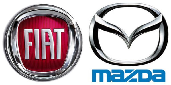 Roadsters : l'accord Fiat-Mazda signé