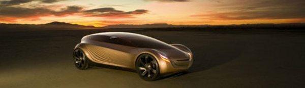 Nagare: le nouveau concept-car Mazda