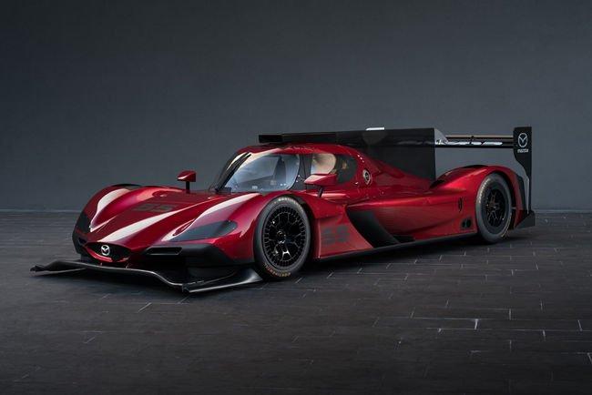Mazda RT24-P : le nouveau prototype DPi de Mazda