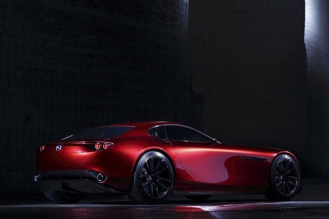 Mazda : un nouveau concept RX-Vision pour Tokyo