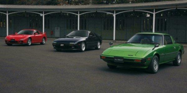 La Mazda RX-7 bientôt de retour ?