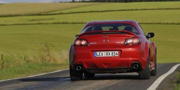 La Mazda RX8 de retour !