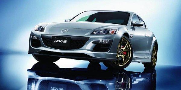Mazda RX8 : ça continue